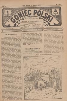 Goniec Polski.R.2, nr 363 (31 marca 1908)