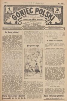 Goniec Polski.R.2, nr 368 (5 kwietnia 1908)