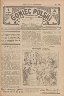 Goniec Polski.R.2, nr 369 (7 kwietnia 1908)