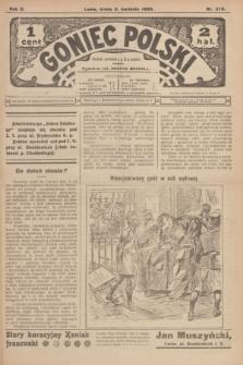 Goniec Polski.R.2, nr 370 (8 kwietnia 1908)