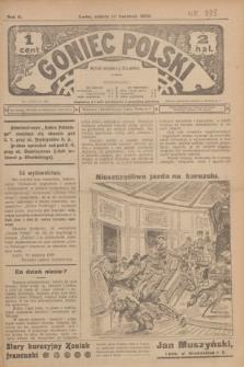 Goniec Polski.R.2, nr 373 (11 kwietnia 1908)