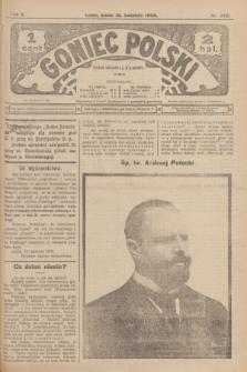 Goniec Polski.R.2, nr 376 (15 kwietnia 1908)
