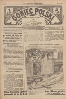 Goniec Polski.R.2, nr 378 (17 kwietnia 1908)