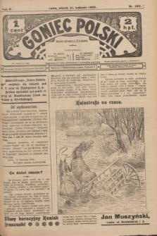 Goniec Polski.R.2, nr 380 (21 kwietnia 1908)