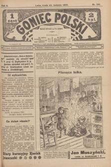 Goniec Polski.R.2, nr 381 (22 kwietnia 1908)