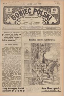 Goniec Polski.R.2, nr 386 (28 kwietnia 1908)