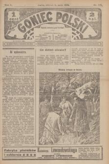 Goniec Polski.R.2, nr 391 (5 maja 1908)