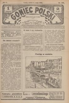 Goniec Polski.R.2, nr 392 (6 maja 1908)