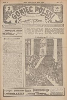 Goniec Polski.R.2, nr 396 (10 maja 1908)