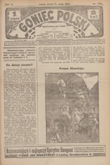 Goniec Polski.R.2, nr 398 (13 maja 1908)