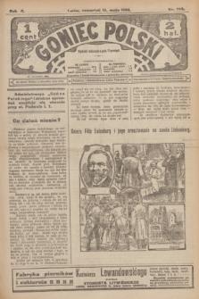 Goniec Polski.R.2, nr 399 (14 maja 1908)