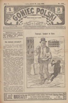 Goniec Polski.R.2, nr 400 (15 maja 1908)