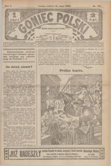 Goniec Polski.R.2, nr 401 (16 maja 1908)