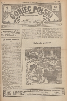 Goniec Polski.R.2, nr 403 (19 maja 1908)