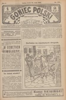 Goniec Polski.R.2, nr 404 (20 maja 1908)