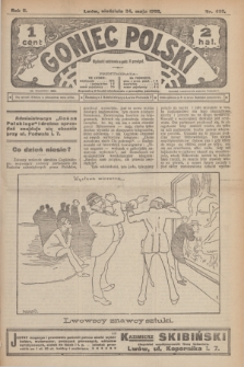 Goniec Polski.R.2, nr 408 (24 maja 1908)