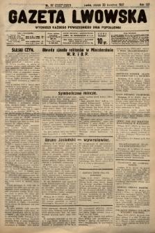 Gazeta Lwowska. 1937, nr97