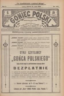 Goniec Polski.R.2, nr 409 (26 maja 1908)