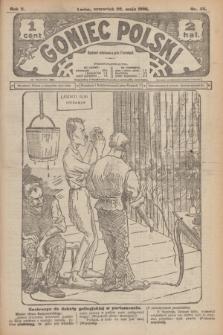 Goniec Polski.R.2, nr 411 (28 maja 1908)
