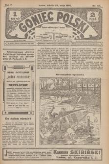 Goniec Polski.R.2, nr 412 (30 maja 1908)