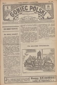 Goniec Polski.R.2, nr 416 (4 czerwca 1908)