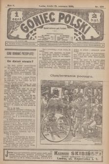 Goniec Polski.R.2, nr 420 (10 czerwca 1908)