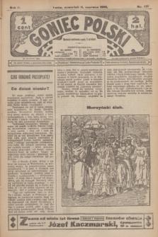Goniec Polski.R.2, nr 421 (11 czerwca 1908)