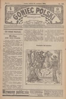 Goniec Polski.R.2, nr 423 (13 czerwca 1908)