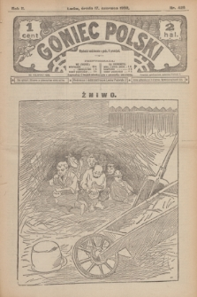 Goniec Polski.R.2, nr 426 (17 czerwca 1908)