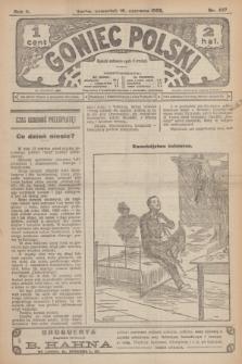 Goniec Polski.R.2, nr 427 (18 czerwca 1908)