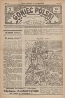 Goniec Polski.R.2, nr 429 (21 czerwca 1908)