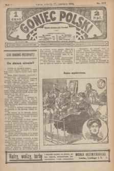 Goniec Polski.R.2, nr 434 (27 czerwca 1908)