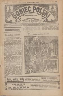 Goniec Polski.R.2, nr 436 (1 lipca 1908)