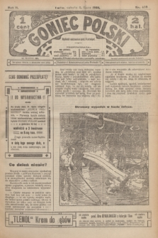 Goniec Polski.R.2, nr 439 (4 lipca 1908)