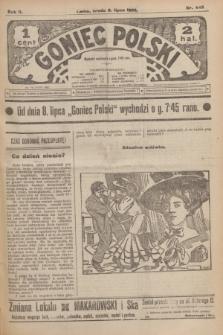 Goniec Polski.R.2, nr 443 (8 lipca 1908)