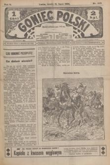 Goniec Polski.R.2, nr 449 (15 lipca 1908)