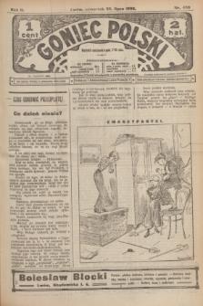 Goniec Polski.R.2, nr 456 (23 lipca 1908)