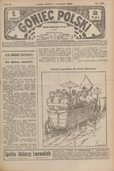Goniec Polski.R.2, nr 464 (1 sierpnia 1908)