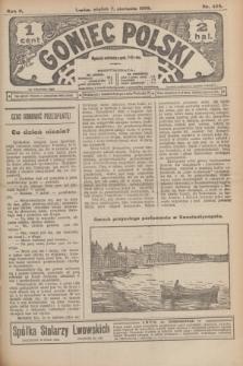 Goniec Polski.R.2, nr 469 (7 sierpnia 1908)