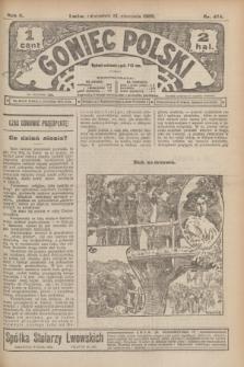 Goniec Polski.R.2, nr 474 (13 sierpnia 1908)