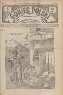 Goniec Polski.R.2, nr 475 (14 sierpnia 1908)