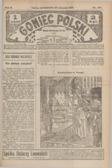 Goniec Polski.R.2, nr 476 (17 sierpnia 1908)