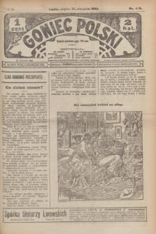 Goniec Polski.R.2, nr 479 (21 sierpnia 1908)