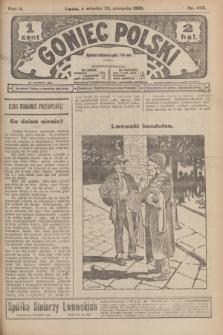 Goniec Polski.R.2, nr 482 (25 sierpnia 1908)