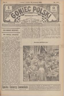 Goniec Polski.R.2, nr 485 (28 sierpnia 1908)