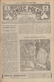 Goniec Polski.R.2, nr 487 (30 sierpnia 1908)