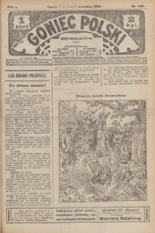 Goniec Polski.R.2, nr 488 (1 września 1908)