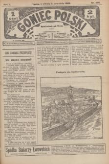 Goniec Polski.R.2, nr 492 (5 września 1908)