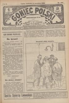 Goniec Polski.R.2, nr 493 (6 września 1908)