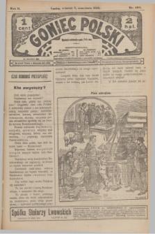 Goniec Polski.R.2, nr 494 (8 września 1908)